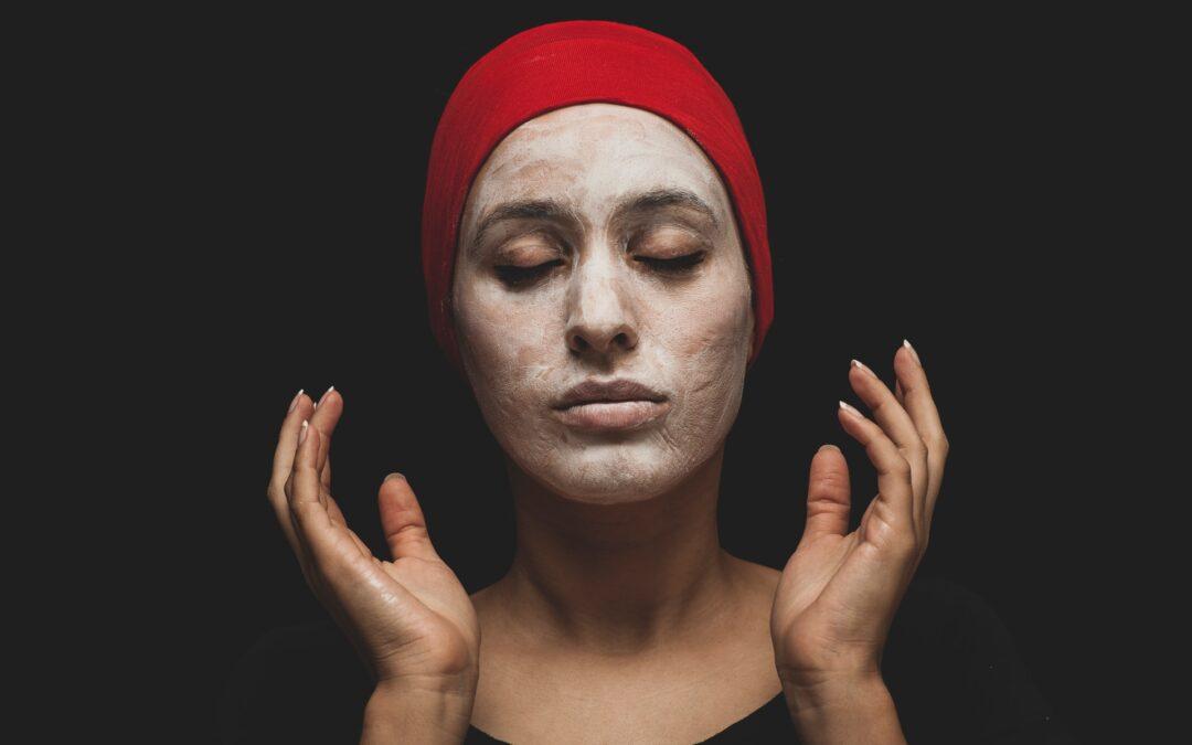 Quelle recette pour un gommage pour une peau sensible ?